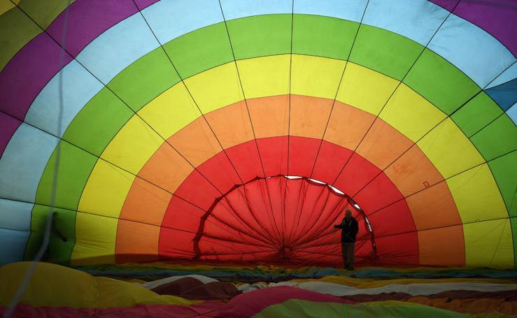 Fotos de Bristol International Balloon Fiesta