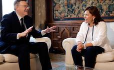 Isabel Bonig propone a Ximo Puig un plan para los alumnos afectados por el plurilingüismo