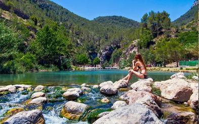 Un 'spa' natural a menos de hora y media de Valencia