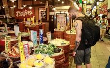 Viaje a Japón a través de los platos de Diego Laso