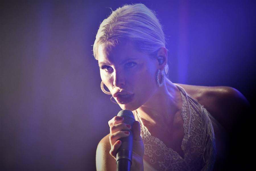 Fotos del concierto de Soraya Arnelas en Burjassot