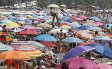 Se dispara el número de menores extraviados en playas