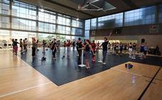 125 jóvenes bailarines en la Petxina de Valencia