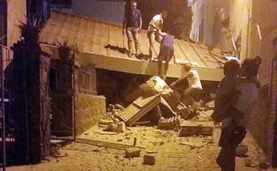 Al menos dos muertos y 39 heridos tras un terremoto en la isla italiana de Isquia