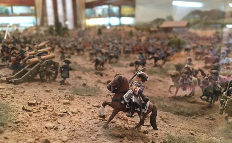 Fotos del museo de l'Iber en Valencia