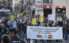 230 colegios ignoran aún si darán clases tanto en valenciano como en castellano