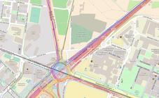 La circulación vuelve a la normalidad en la entrada de Valencia por la V-21