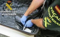 Incautados 3 kilos de metanfetaminas ocultos en una maleta en el aeropuerto de Manises
