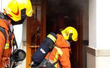 La explosión de un televisor obliga a desalojar una vivienda de la Pobla Llarga