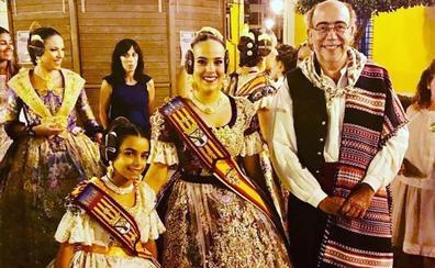 Pepe Crespo será el exaltador de las falleras mayores de Dénia 2018