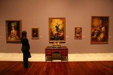 La falta de personal del Museo de Bellas Artes de Valencia afecta a las obras de Orts