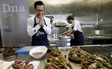 Reconocidos chefs de la Comunitat Valenciana, en el Festival Gastronómico de Dénia