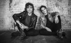 Los valencianos «Los Zigarros», teloneros de «The Rolling Stones» en Barcelona