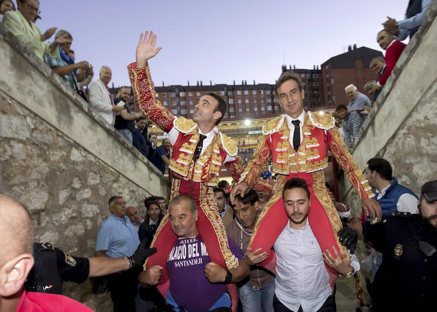 Fotos de Enrique Ponce toreando en Valladolid