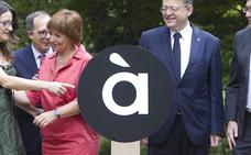 Àpunt presenta su nuevo logotipo