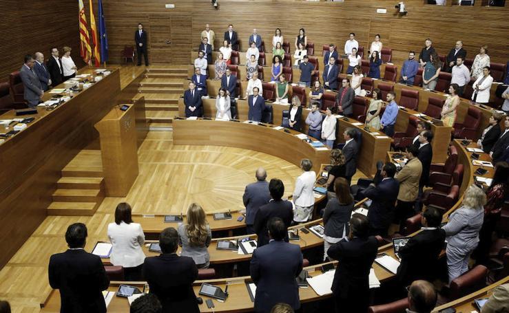 Fotos del Debate de política general en las Cortes