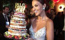 Así ha sido el fiestón de cumpleaños de Paula Echevarría