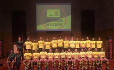 Se presenta la nueva temporada del Andemen Tatami Rugby Club