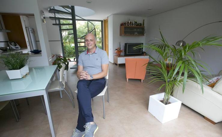 La casa de Javier Rubio