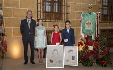 Hortensia Ferrer Roig, fallera mayor infantil de Convento Jerusalén