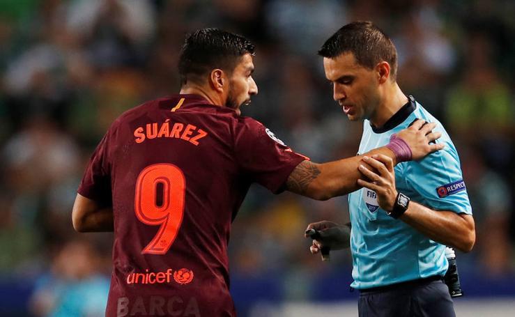 Sporting de Portugal-Barcelona