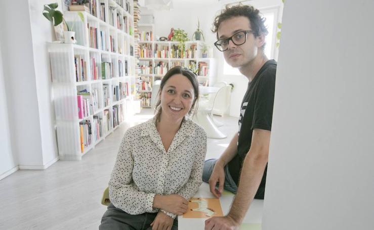La casa de Álvaro Zarzuela y Esther Martín