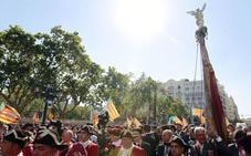 Joan Ribó veta al PP para que no lleve la Senyera este mandato en la procesión del 9 d'Octubre