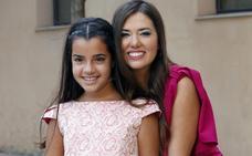 Daniela Esteve, candidata a fallera mayor infantil de Valencia 2018: «A los falleros les diría que no se peleen tanto con los vecinos»