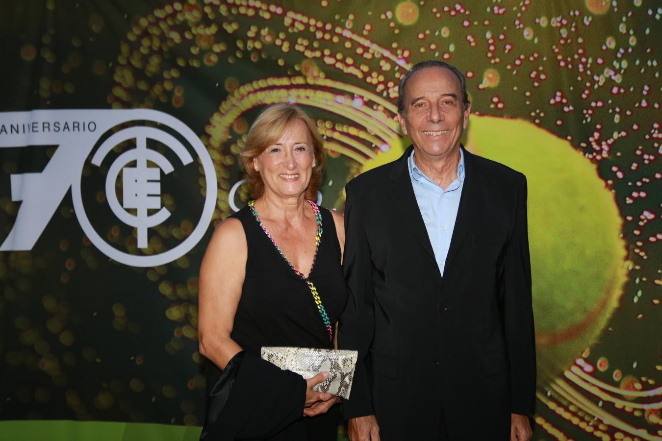 Las fotos del setenta aniversario del Club Español de tenis