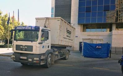 Tres detenidos por robar 14 baterías de camión por valor de 13.000 euros