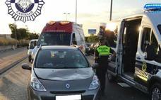 El presunto autor del atropello mortal en Castellón tiene dos antecedentes por conducir ebrio, uno además sin carné