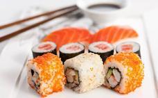 Sushi con sabor a tres estrellas Michelin