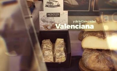 Quesos valencianos en Montanejos