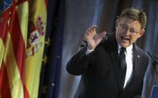 Ximo Puig: «Fijar el pleno del Parlament catalán el 9 d'Octubre lanza un mensaje nada positivo»