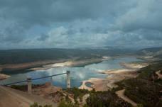 Nuevo dique de un kilómetro y 135 metros de altura