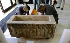 La falta de restauradores obliga al Museo de Bellas Artes a enviar obras a Madrid