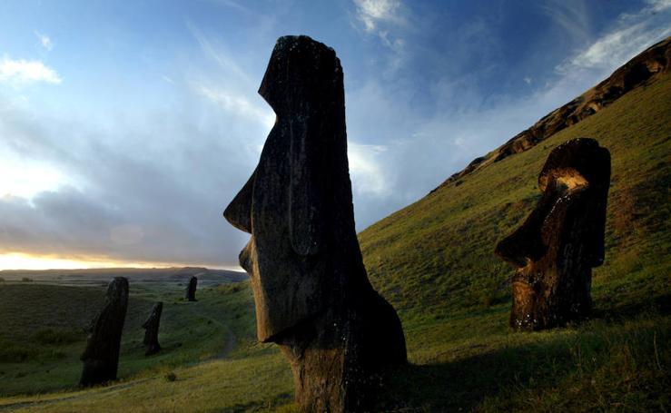 Fotos de la Isla de Pascua