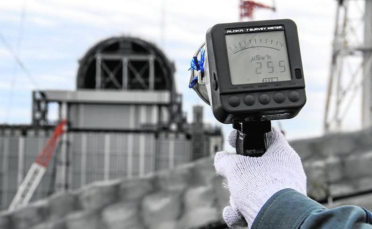 Fotos del viaje a las entrañas de Fukushima