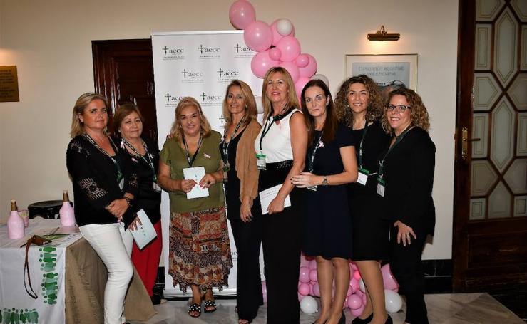 Fotos de la gala contra el cáncer en el Ateneo de Valencia