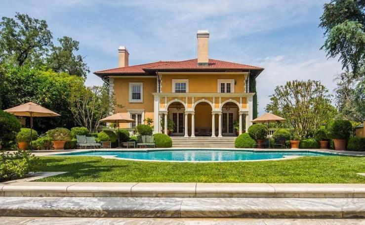 Diez impresionantes casas 'de serie'