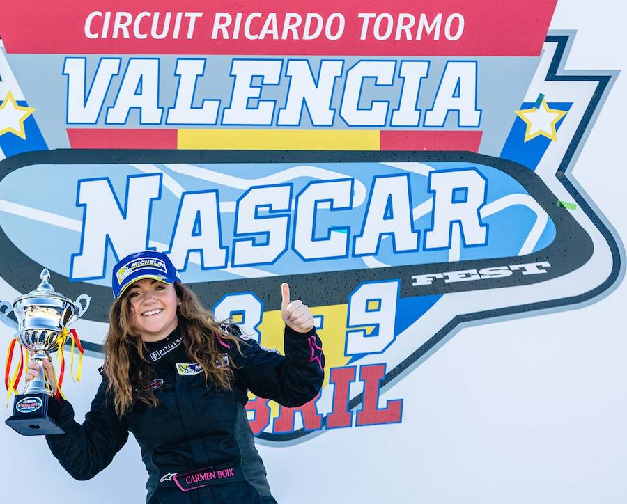 Fotos de 10 deportistas valencianas de éxito