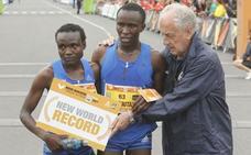 Récord mundial femenino en el medio maratón de Valencia 2017