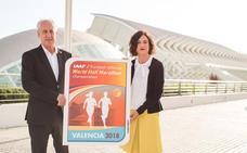 La Fundación Trinidad Alfonso dará nombre al Mundial de Media Maratón 2018 de Valencia