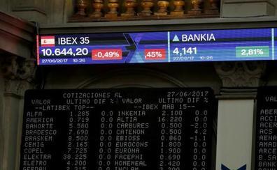 El mal tono de Wall Street contagia a Europa