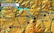 Un terremoto de 3,2 grados sacude Granada