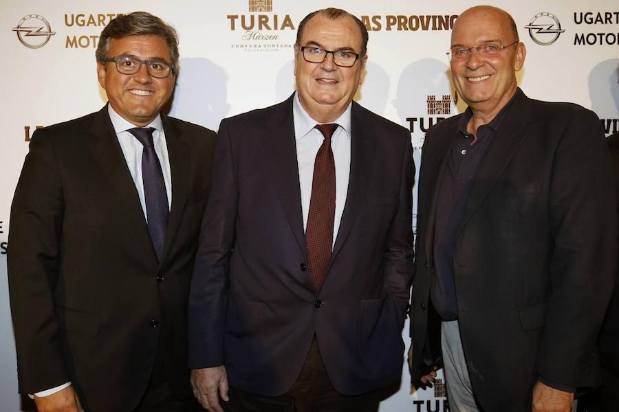 Fotos de la entrega de los Premios 'Valencianos para el Siglo XXI' de 2016