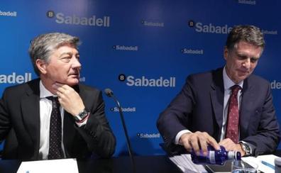 Banco Sabadell trasladará su gabinete de presidencia a Madrid