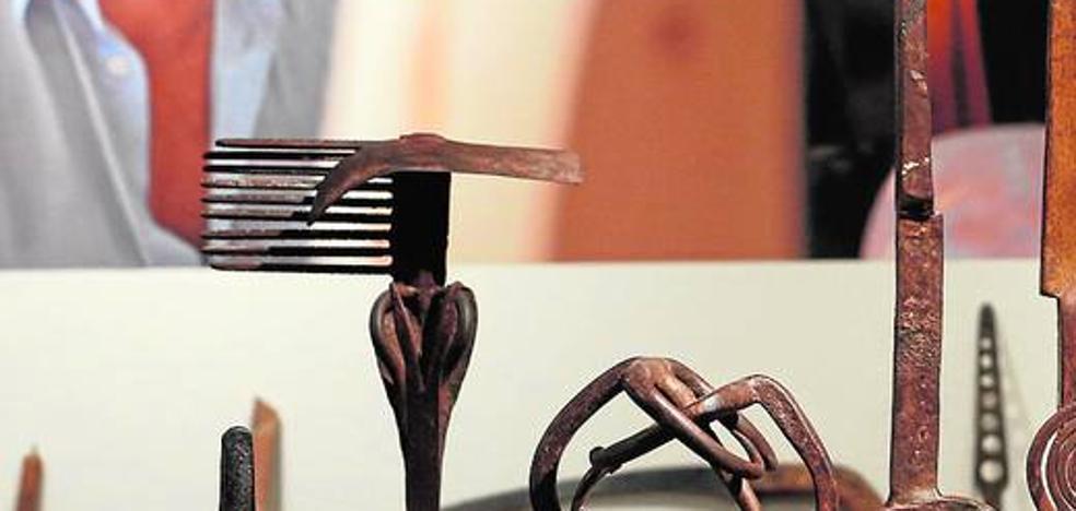El arte visceral del escultor Vicente Ortí