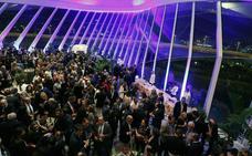 Todas las imágenes y detalles de la gala de los premios Valencianos para el Siglo XXI, hoy en LAS PROVINCIAS
