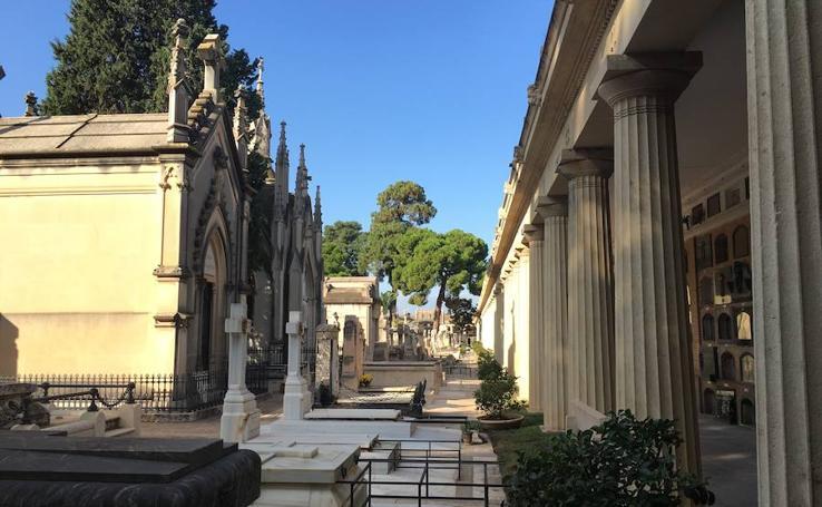 Fotos de los diez secretos del Cementerio General de Valencia